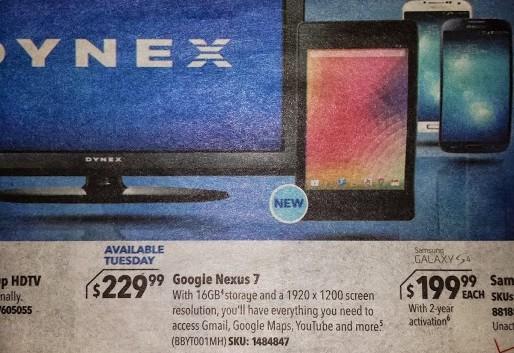 Google Nexus 7 2: nuove immagini del tablet nelll'attesa dell'annuncio ufficiale