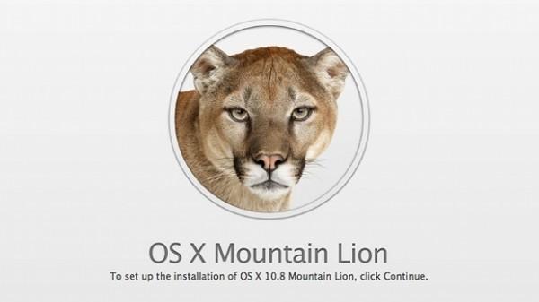 OS X Mountain Lion 10.8.5 Beta: nuova versione 12F26 disponibile agli sviluppatori