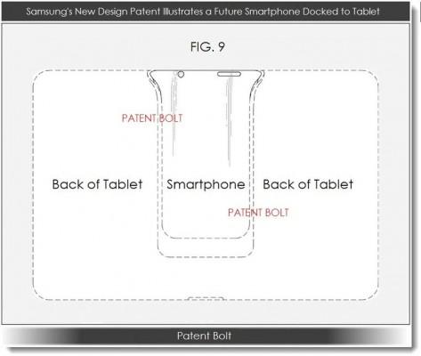 Samsung brevetta un prodotto simile all'Asus Padfone