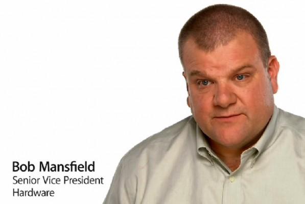 Bob Mansfield: rimosso il profilo dal sito Apple, al lavoro su progetti speciali