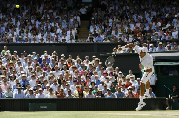 Djokovic vs Murray - Finalle maschile Wimbledon