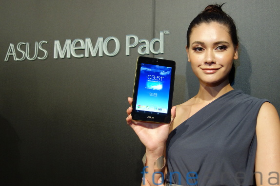 ASUS MeMO Pad HD 7 disponibile in Italia al prezzo di 149 euro