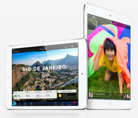 ipad mini no retina
