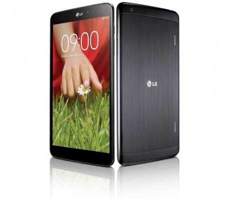 LG G Pad 8.3 è ufficiale, uscita in Italia in autunno