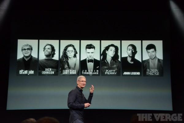 Apple keynote del 10 Settembre: LIVE dell'evento, si inizia con iTunes Festival