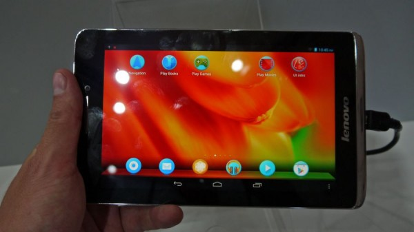 Lenovo IdeaTab S5000 è il nuovo tablet Android low cost