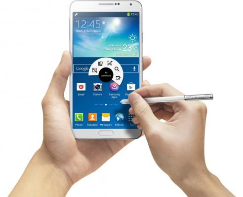 Samsung Galaxy Note 3: primi benchmark confermano prestazioni molto elevate