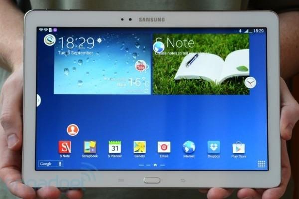 Samsung Galaxy Note 10.1: anteprima e immagini della versione 2014 Edition