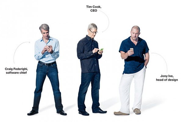 Tim Cook: intervista sull'iPhone low cost e la concorrenza Android