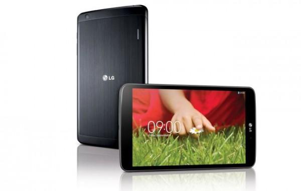 LG G Pad 8.3: dettagli sulla disponibilità del tablet in Italia ed Europa