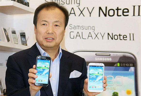 Samsung Galaxy Note: vendute 38 milioni di unità in totale