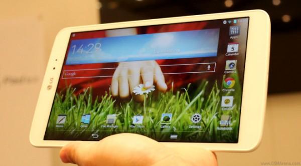 LG G Pad 8.3: possibile prezzo di vendita 299 dollari