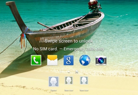 Samsung Galaxy Tab 3 8.0 e 10.1: supporto account multipli in arrivo