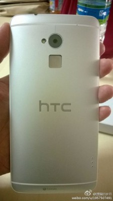 HTC One Max: prime immagini del nuovo phablet con scanner biometrico
