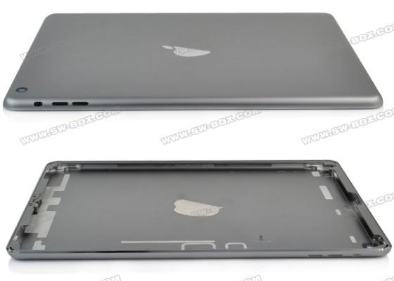 Apple iPad 5: dimensioni, nuove immagini e video della scocca