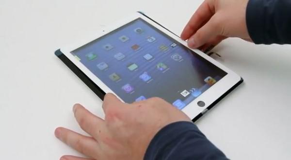 iPad 5: video sul possibile design del nuovo tablet di Apple