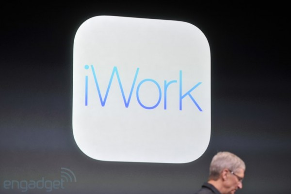 Apple presenta iWork per iOS 7 e il tanto atteso iPhone 5C