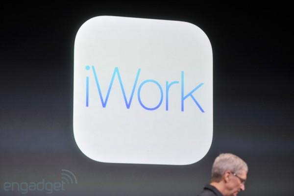 Apple presenta iWork per iOS 7 e il tanto atteso iPhone 5C