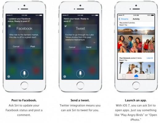 iOs 7: Siri esce dalla Beta dopo 2 anni