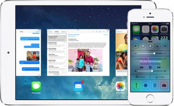 Apple iOS 7: uscita il 18 Settembre, riepilogo delle novità