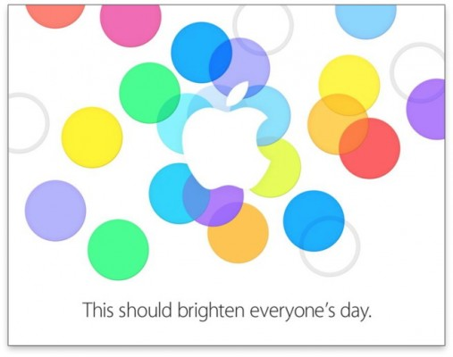 Apple ufficializza la conferenza stampa del 10 Settembre a Cupertino