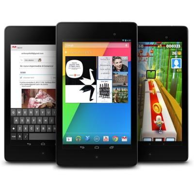 Google Nexus 7 2: disponibile la versione 4G LTE + Wifi al prezzo di 349 euro