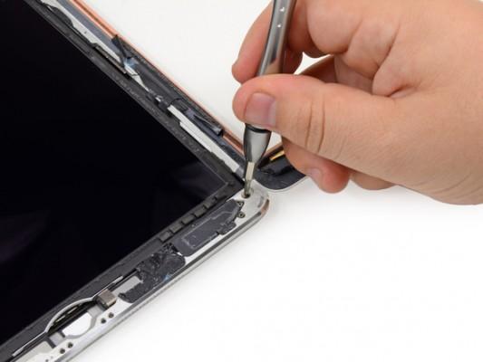 iPad Air smontato pezzo per pezzo da iFixit