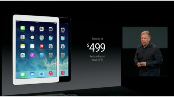 Apple sotto accusa per i costi maggiorati della memoria dell'iPad