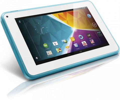 Philips PI3100: nuovo tablet Android low cost da 7 pollici
