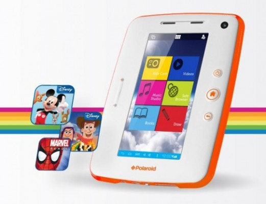 Polaroid Kids Tablet 2 è il nuovo tablet Android per i bambini
