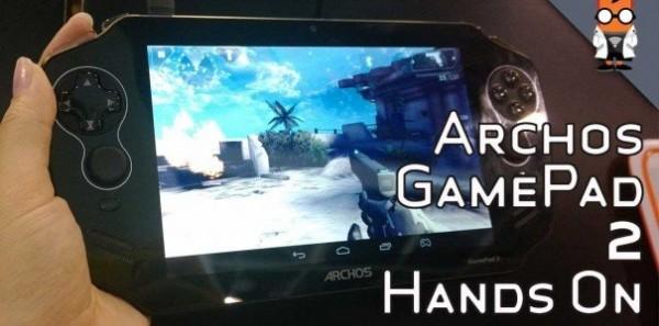 Archos GamePad 2: quando Android sfida Playstation Vita e Nintendo 3DS