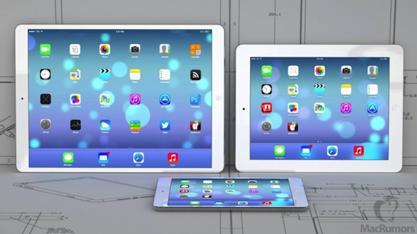 iPad Maxi: nuovi rumors sul tablet con display 2K o 4K