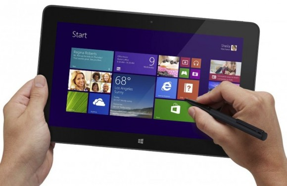 Dell Venue 11 Pro: nuovo tablet Windows 8.1 per i professionisti