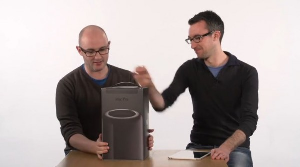 Mac Pro 2013: video di unboxing e prime impressioni