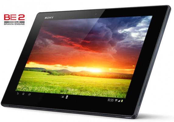 Sony Castor sarà il nuovo Xperia Tablet Z 2 con 4G LTE  e Android 4.4