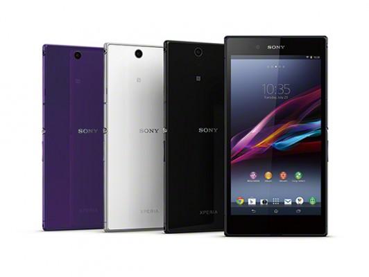 Sony Xperia Z Ultra: ufficiale in Giappone la versione solo Wifi
