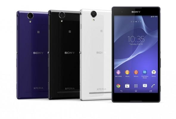 Sony Xperia T2 Ultra: nuovo phablet Android in uscita al prezzo di 399 euro