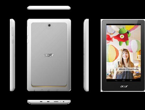 Acer Tab 7: arriva in Cina il tablet da 99 dollari
