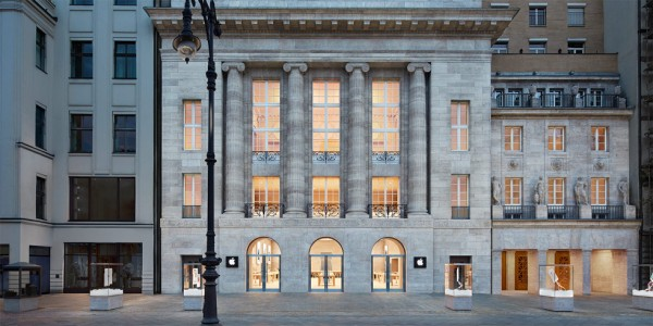 Apple Store, Kurfürstendamm Berlino