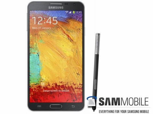 Samsung Galaxy Note 3 Neo si mostra in nuove immagini