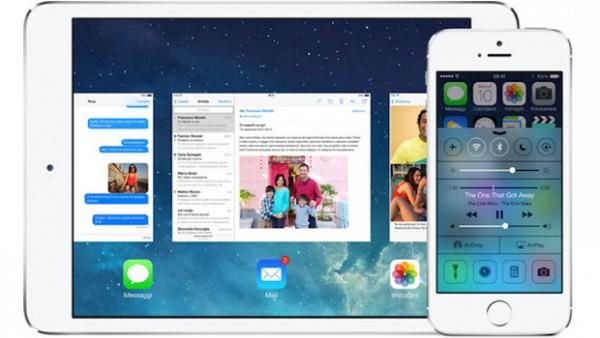 Apple: da febbraio nell'App Store soltanto applicazioni ottimizzate per iOS 7
