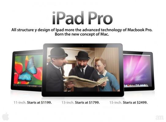 iPad Pro e iWatch: nuovi rumors sulle caratteristiche tecniche