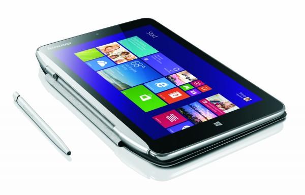 Lenovo: prezzi in Italia dei nuovi tablet Miix 2 e ThinkPad 8