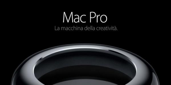 Mac Pro 2013: nuovi ritardi, uscita in Italia a Marzo