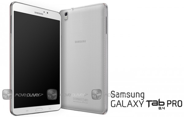 CES 2014: prima immagine del Samsung Galaxy Tab Pro 8.4