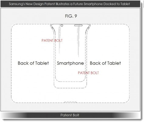 Samsung Galaxy Hit: nuovo concorrente dell'ASUS Padfone