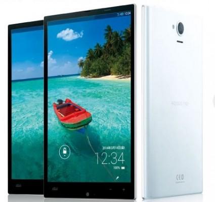 Sharp Aquos Pad SHT22: ufficiale il nuovo tablet con display IGZO