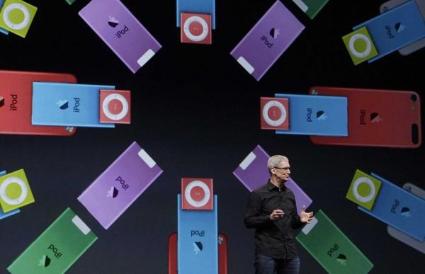 iPod ormai appartiene al passato per Apple