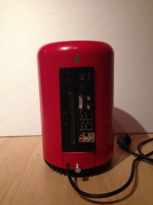 Mac Pro 2013: realizzato l'Hackintosh con un bidone della spazzatura