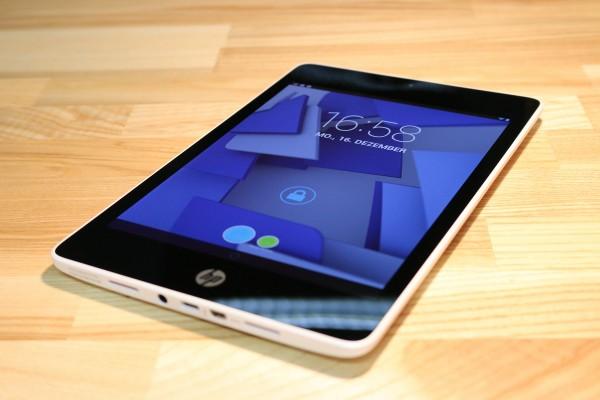 HP Slate 8 Pro: video unboxing prime impressioni d'uso